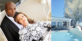 Image: Durek fant lukusvilla i Hollywood: - Her skal vi bo, Märtha