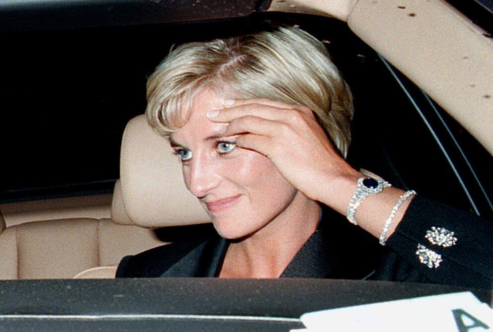 DØDE UNG: Prinsesse Diana ble bare 36 år gammel. Foto: Nikos Vinieratos/REX/NTB