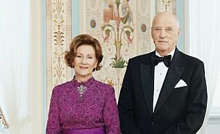 Image: Overrasker med nye bilder av kongeparet