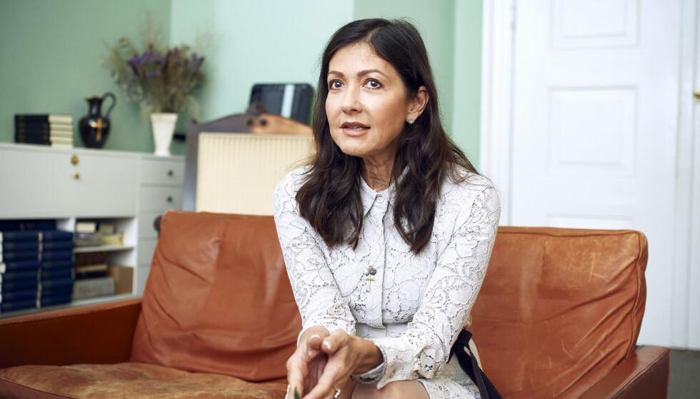 FRYKTER KATASTROFE: Grevinne Alexandra har brukt millioner på boligmarkedet. Nå fryktes det at hun kan havne i en ny katastrofe.