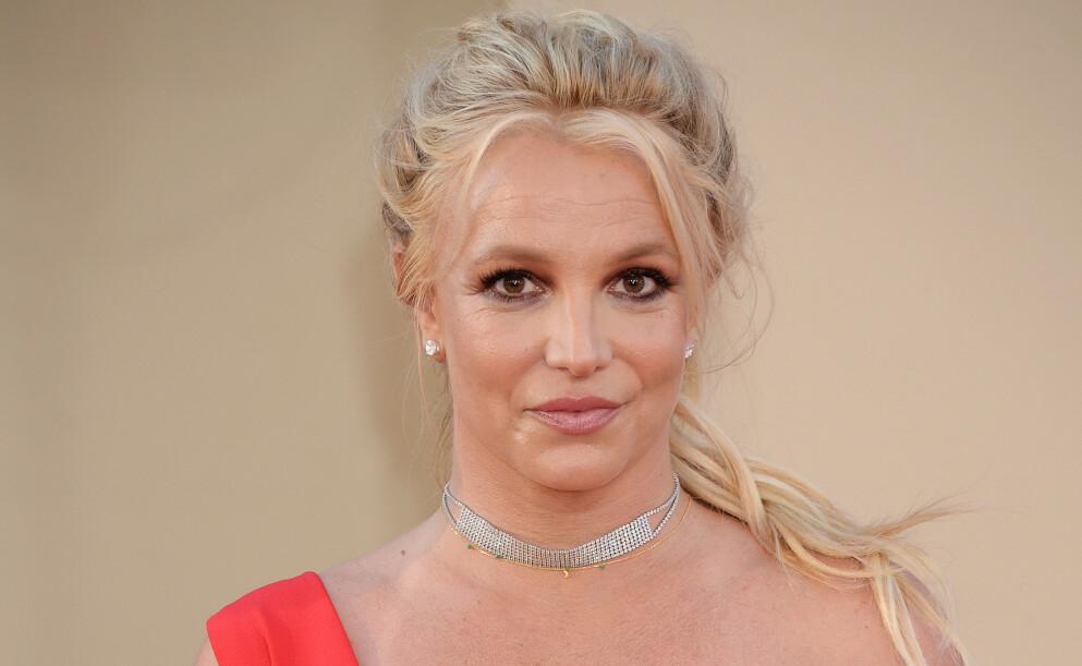 RETTSSTRID: For tiden kjemper popstjernen Britney Spears i retten for å fjerne vergemålet sitt. Foto: ENT / Splash News / NTB