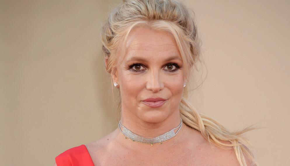 SJOKKERENDE UTTALELSER: Britney Spears snakket for første gang om kontrollen hun har vært under. Foto: Splashnews/NTB