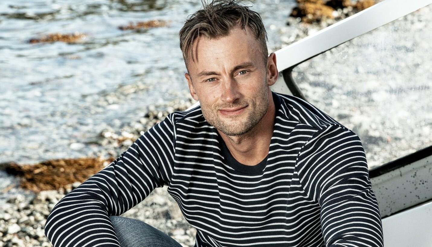 I TOPPFORM: Petter har trent knallhardt også under soningen i vinter – og har lagt om livet totalt. FOTO: Espen Solli