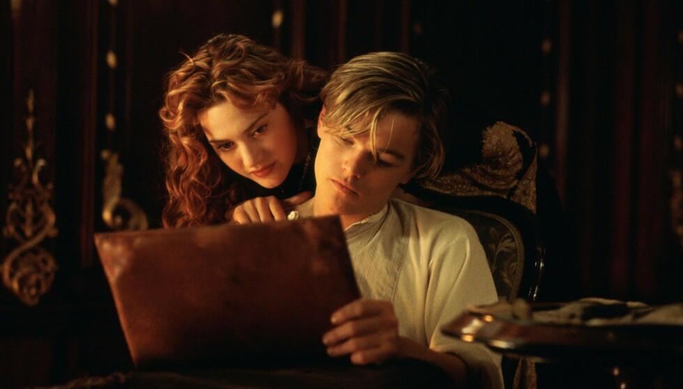 KJÆRLIGHET: Alle som har sett «Titanic» er kjent med kjærlighetshistorien mellom karakterene Jack og Rose. Det er imidlertid også en annen historie som gjemmer seg i filmen. Foto: 20th Century Fox/Paramount/NTB