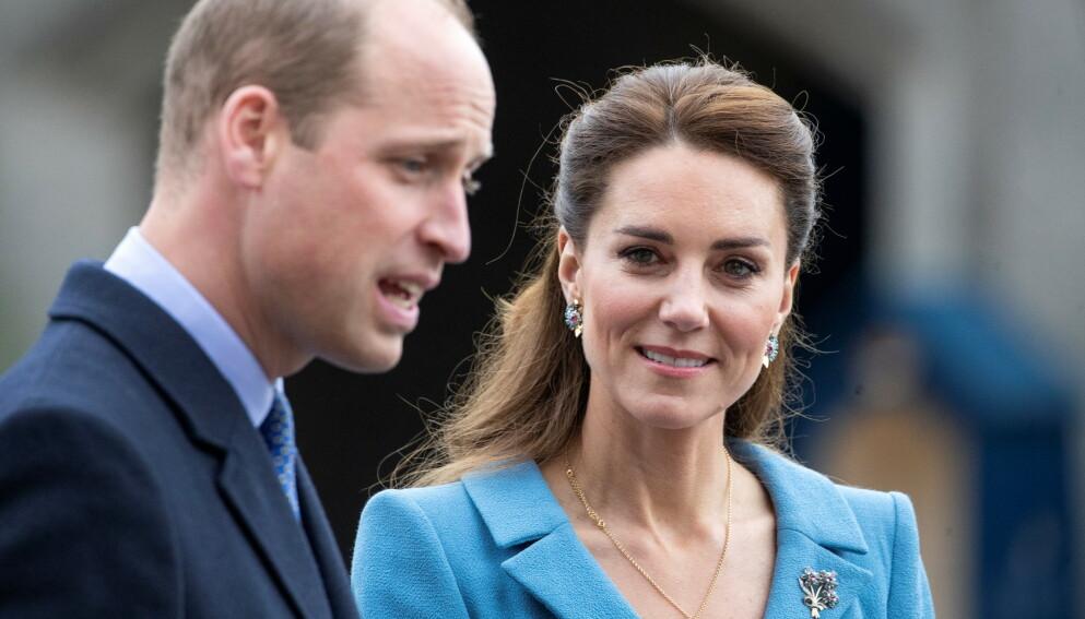 I ISOLASJON: Hertuginne Kate har vært i kontakt med person som har har fått påvist coronaviruset, og må holde seg hjemme. Foto: Jane Barlow/ PA Wire/ REUTERS/ NTB