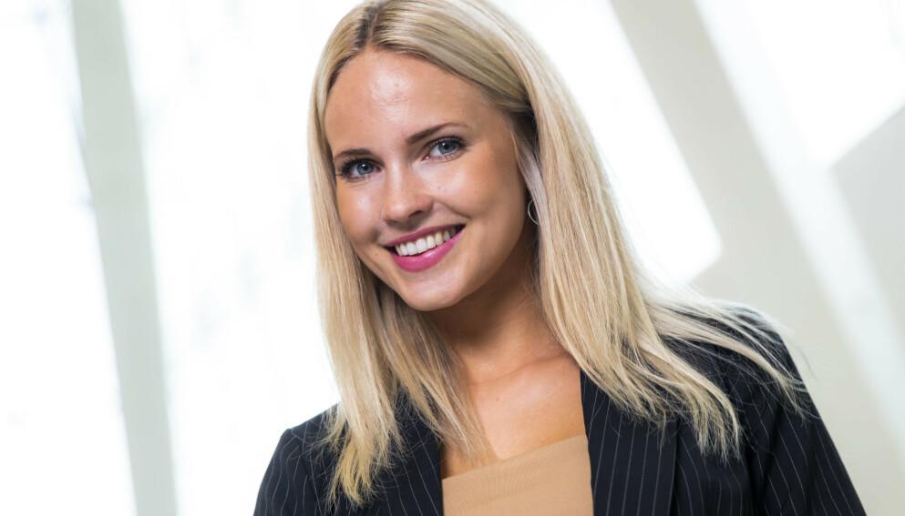 NYTT PROSJEKT: Emilie Nereng har mye spennende på gang i tiden framover. Foto: Håkon Mosvold Larsen / NTB