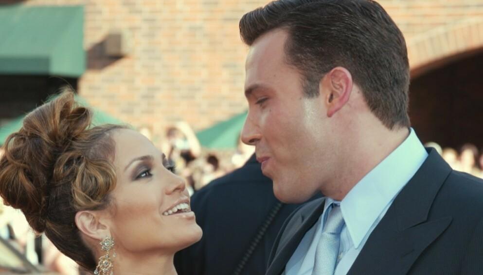 GJENFORENT?: De siste månedene har det florert rykter om at Jennifer Lopez og Ben Affleck har funnet tilbake til hverandre. Nå uttaler førstnevnte seg om hvordan det står til om dagen. Foto: Matt Baron/BEI/REX/NTB