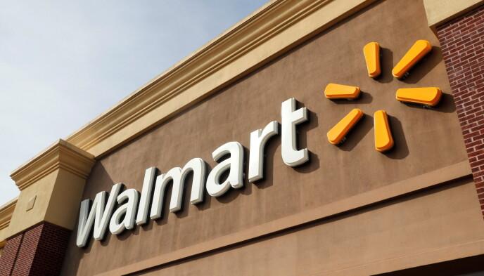 WALMART: Walton-familien står bak den svære Walmart-kjeden. I dag har de over 4700 butikker i USA. Foto: Mike Segar / Reuters / NTB