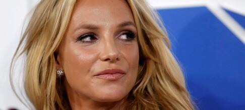 Kryptisk melding etter Britney-utbrudd