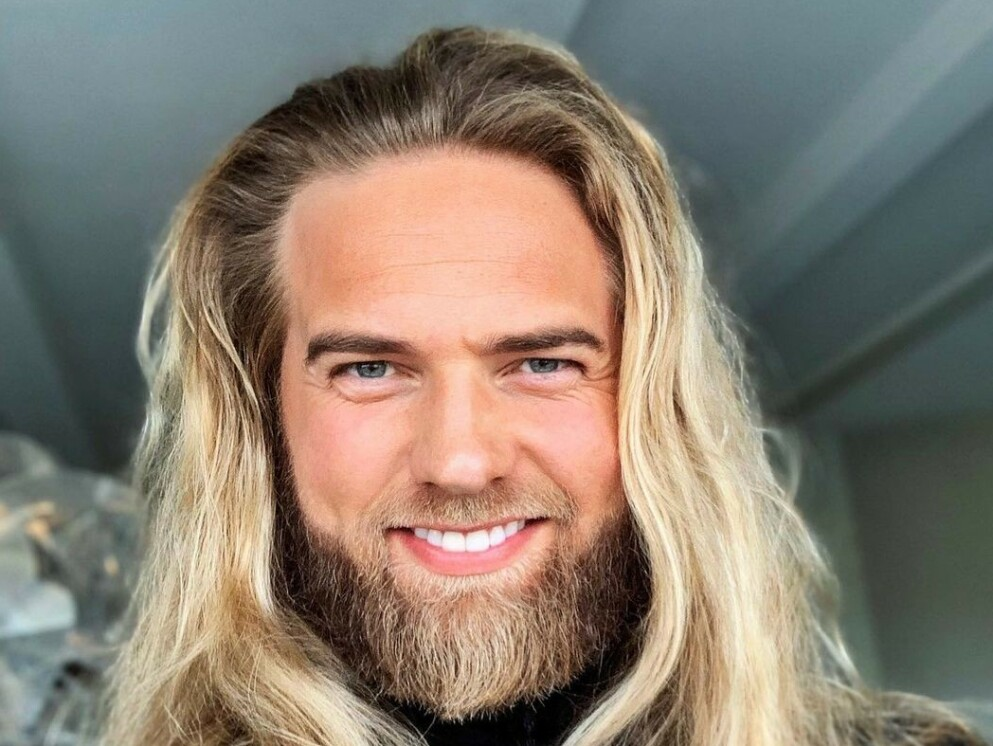 NYE EVENTYR: Lasse Matberg er snart ferdig i Forsvaret, og gleder seg til nye arbeidsoppgaver. Foto: Prvat