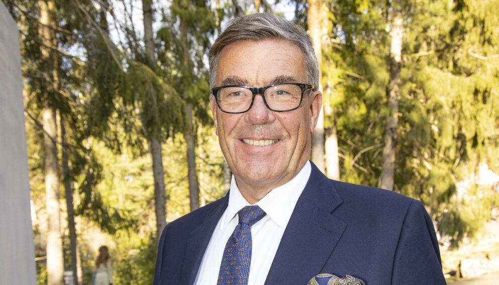 AVSLØRTE KJÆRESTE: Stein Erik Hagen røpet ny kjæreste høsten 2019. Foto: Tor Lindseth/ Se og Hør