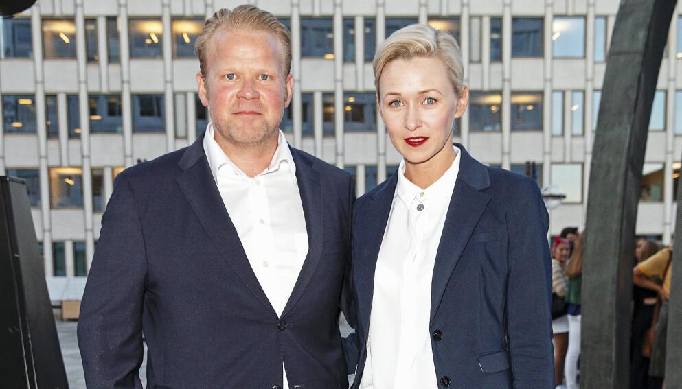 BABYNYHET: Skuespillerparet Anders Baasmo og Marie Blokhus har blitt foreldre for andre gang. Foto: Andreas Fadum / Se og Hør
