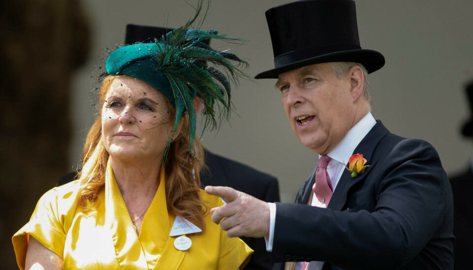 SKILT: Sarah Ferguson var gift med prins Andrew fra 1986 til 1996. Tiden i det britiske kongehuset var langt fra rosenrødt. Foto: Shutterstock / NTB