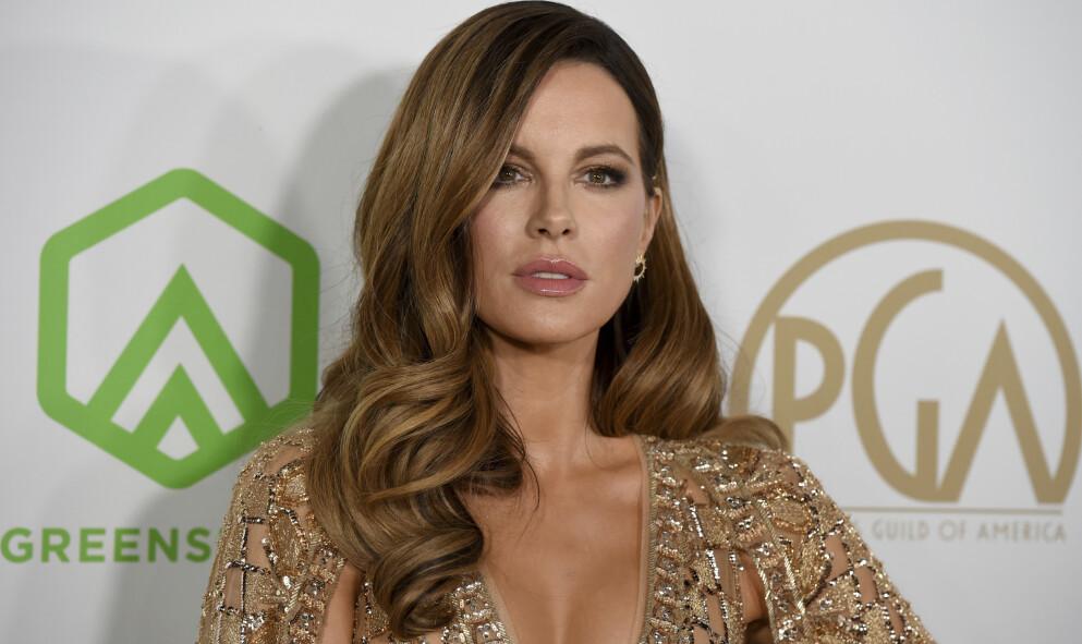 SAVN: Kate Beckinsale har ikke sett datteren sin på veldig lenge, på grunn av coronarestriksjoner. Foto: Chris Pizzello / Invision / NTB