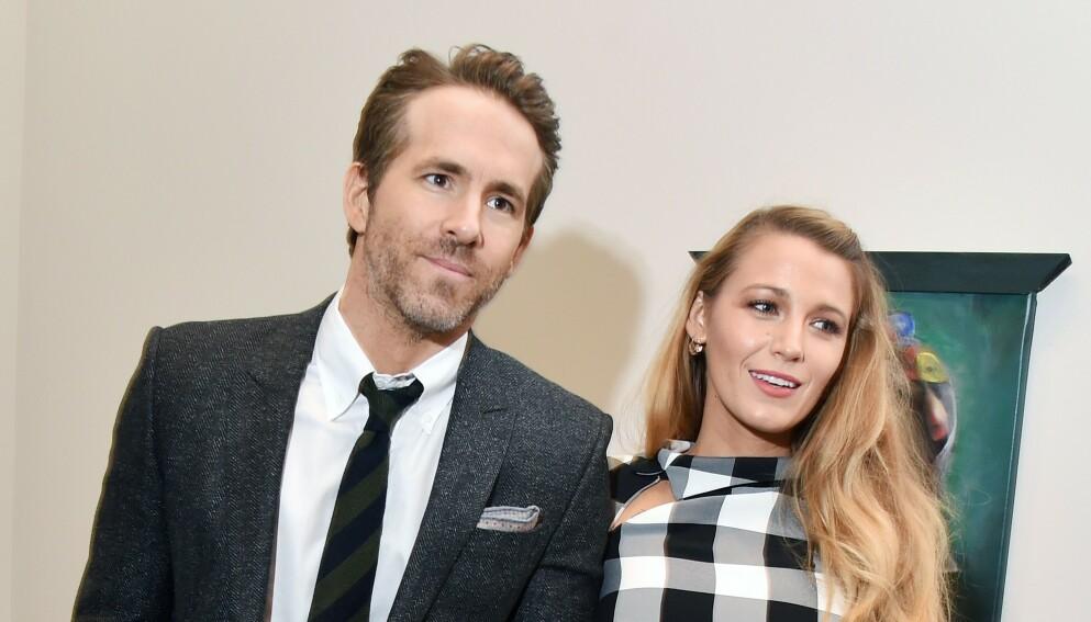 ANGST: Ryan Reynolds forteller i en nytt intervju at angsten trolig hadde grobunn i farens oppførsel. Foto: Stephen Lovekin / REX / NTB