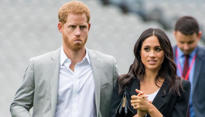 FÅR TYN IGJEN: Thomas Markle jr. langer nok en gang ut mot hertuginne Meghan, som giftet seg med prins Harry i 2018. Tidligere i år fikk paret sitt andre barn sammen. Foto: Splash News / NTB