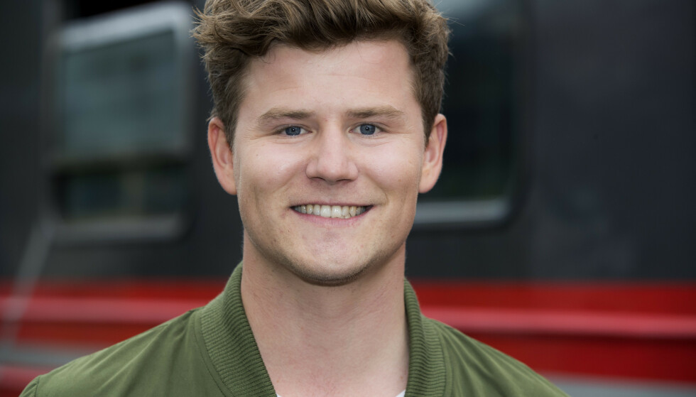 NRK-PROFIL: Nicolay Ramm har de siste årene vært et kjent fjes hos NRK sine sendinger. Foto: Berit Roald / NTB