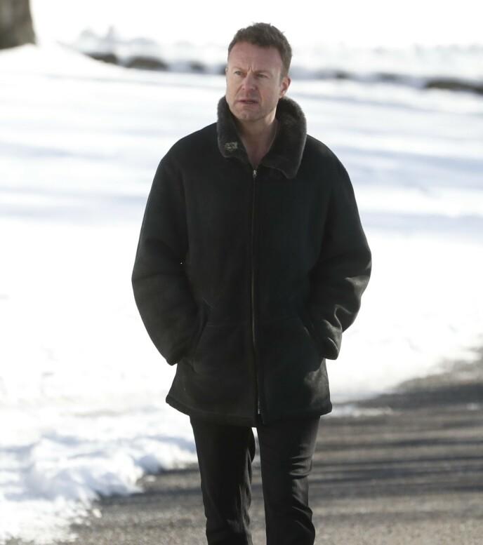 - UVIRKELIG: Skuespiller Geir Kvarme beskriver dødsfallet som uvirkelig overfor Dagbladet. Foto: Håkon Mosvold Larsen / NTB