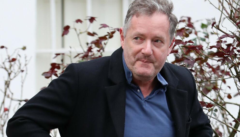 UPOPULÆR: Piers Morgan har flere ganger gjort seg upopulær på grunn av sine krasse meninger. Foto: Shutterstock Editorial / NTB