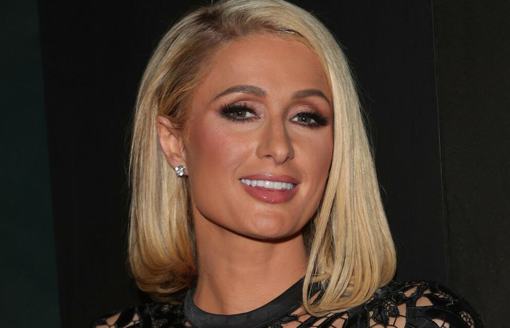 FLOTT: I februar fylte Paris Hilton 40 år. Bildet er tatt tidligere denne måneden. Foto: Jen Lowery / SplashNews.com / NTB