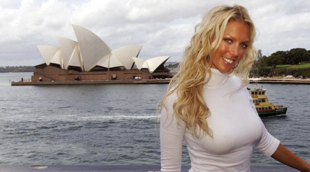 GIKK BORT: Australias underholdningsverden var i sorg etter nyheten om Annalise Braakensieks plutselige bortgang i 2019 Foto: NTB