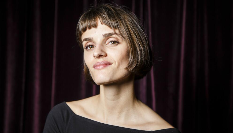 GIFTER SEG: Jenny Langlo hadde i 2017 hovedrollen i musikalen Les Misérables på Folketeateret. Nå venter nye eventyr - ikke minst på privaten. Foto: Heiko Junge / NTB