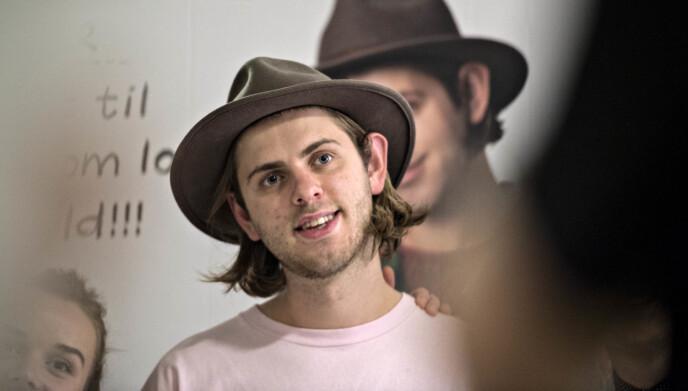 Matt: Lo YouTuber Albert Deerlund è morto in una tragica caduta all'inizio di questa settimana.  Foto: Michael Bagger