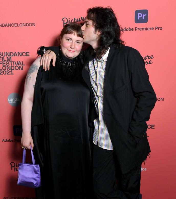 PAR: Filmpremieren ble kjæresteparets første offentlige arrangement. Foto: James Veysey/Shutterstock/NTB