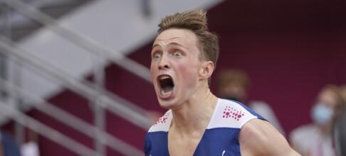 OL-gull og verdensrekord: - Største jeg har opplevd