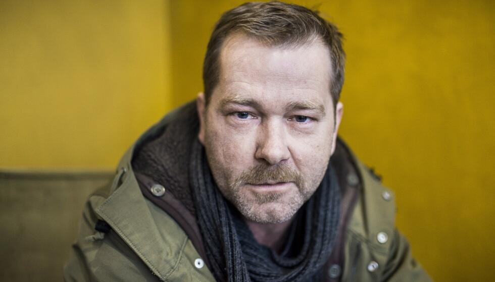 UFLAKS: Den erfarne skuespilleren måtte trekke seg fra Peer Gynt-oppsetningen etter et uhell på hyttetur. Foto: Lars Eivind Bones / Dagbladet
