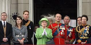 Image: Sexskandalen som rammet kongehuset: Charles ble innblandet