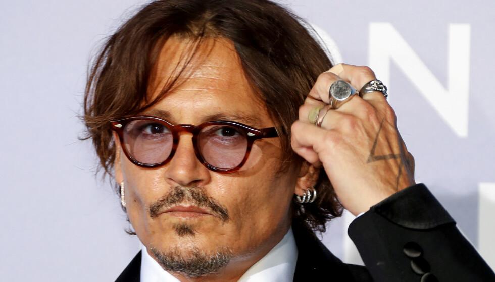 BOIKOTTET: Johnny Depp sier han ble boikottet etter rettssaken i fjor. Foto: Eric Gaillard/ / Reuters / NTB