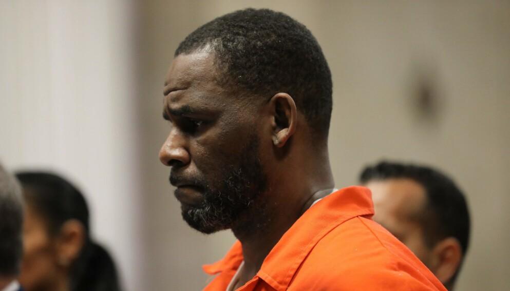 RETTSSAK: Onsdag startet rettssaken for den tidligere R&B-artisten. Foto: Antonio Perez/ Getty Images/ AFP/ NTB