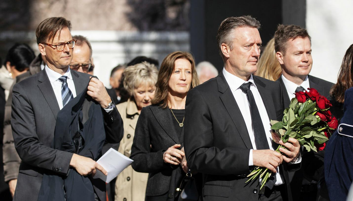 BITRE UVENNER: Det er over to år siden Knut Haavik døde, men striden om arven etter ham har pågått helt til nå. Det har på ingen måte vært en ryddig prosess. FOTO: Andreas Fadum