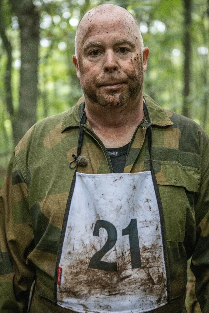 TV-PROFIL: Jan Tore Kjær. Foto: Matti Bernitz