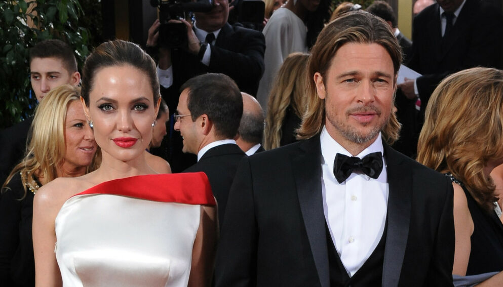 EKSPAR: Angelina Jolie og Brad Pitt kjemper fremdeles mot hverandre. Foto: Jim Ruymen/UPI/Shutterstock/NTB
