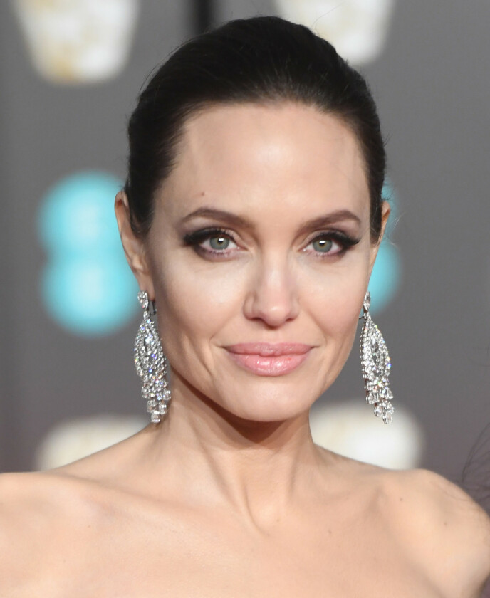 ANKLAGET WEINSTEIN: Angelina Jolie forteller igjen om hendelsen hun skal ha blitt utsatt for. Foto: Paul Treadway/UPI/NTB