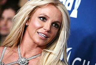 Gladnyhet for Britney