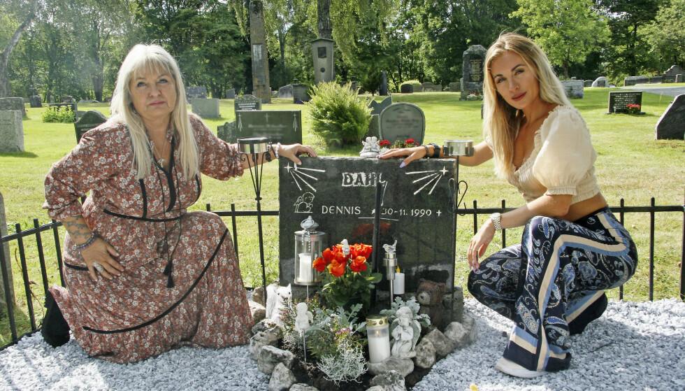 Denne høsten er Carina Dahl å se i beste sendetid på NRK. Nå åpner hun opp om sorgen hun har båret på i alle år. FOTO: Frode Thingstad