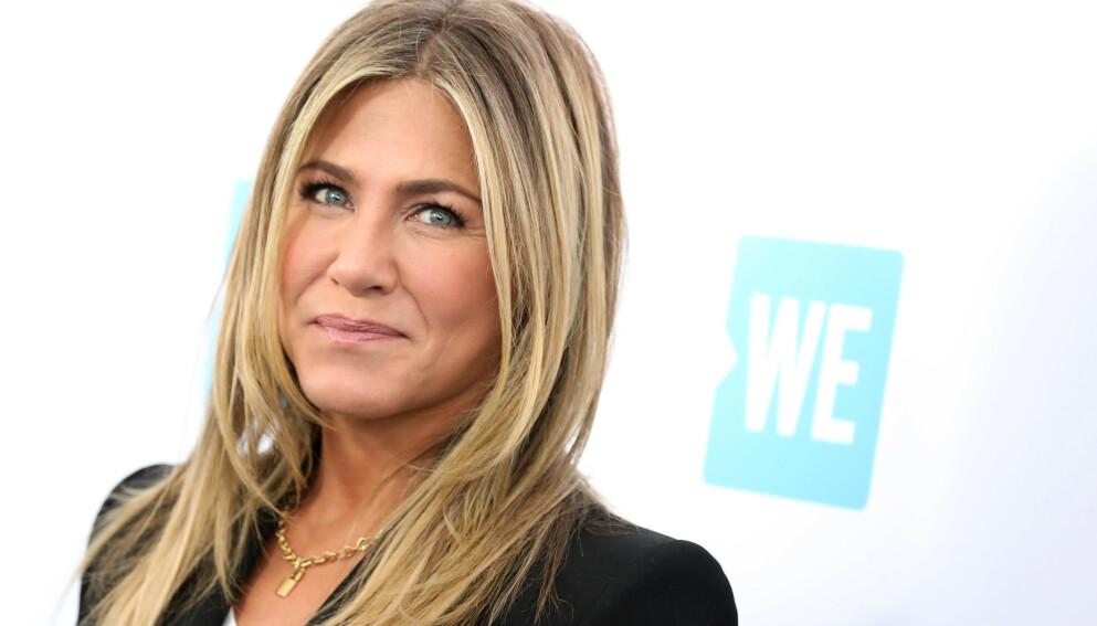 DATE?: Jennifer Aniston har vært singel i flere år. Nå røper hun noe av det hun ser etter i en ny flamme. Foto: Chelsea Lauren / Shutterstock Editorial / NTB