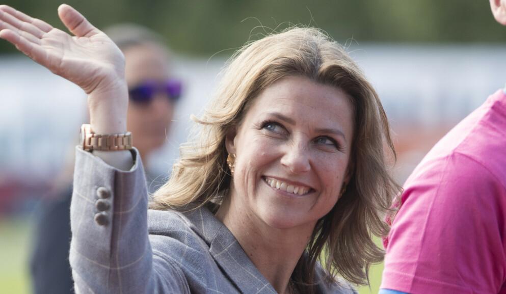 GRATULERER: Prinsesse Märtha Louise fyller 50 år 22. september. Foto: Terje Bendiksby / NTB