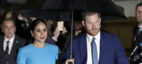 Hilsen fra Kate og William vekker oppsikt