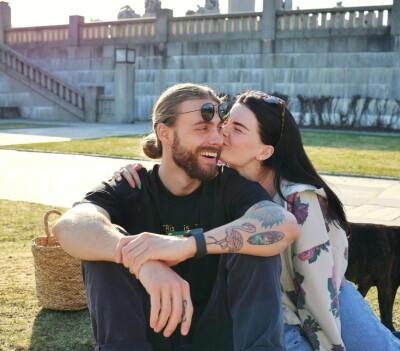 Image: Om kyssescenene: - Var litt bekymret
