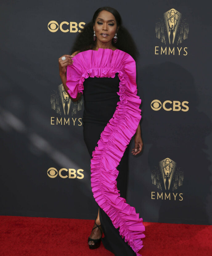 ROSA: Skuespiller Angela Bassett. Foto: Danny Moloshok/Invision for Television Academy/AP Images / NTB