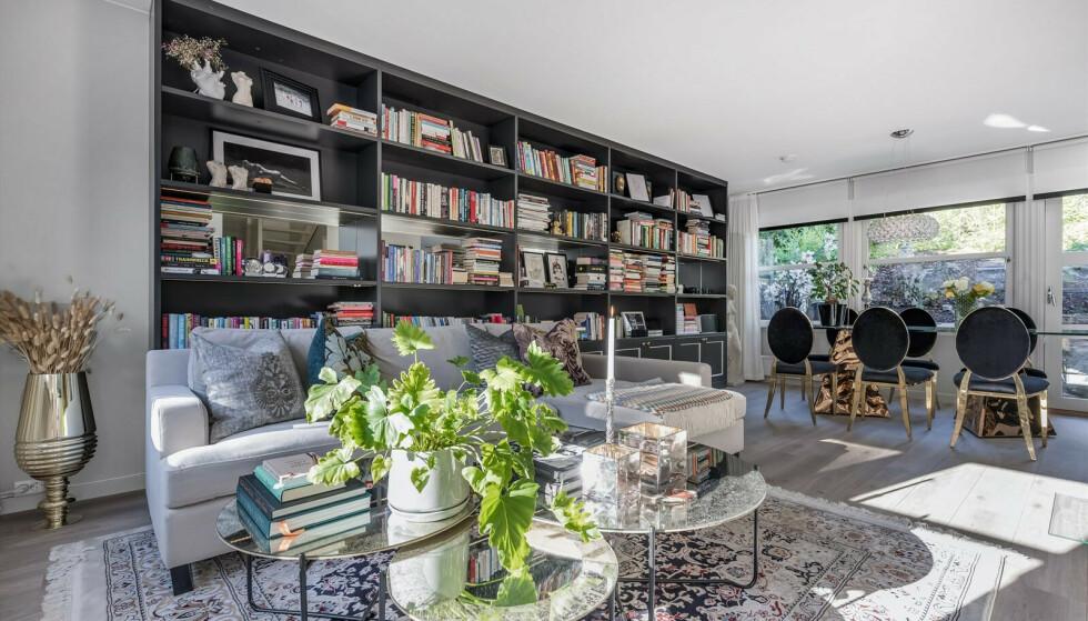 - FORNØYD: Ifølge eiendomsmegleren er både selger og kjøper tilfreds med handelen. Foto: Arne Schram / Invisio