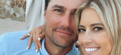 Forlovet tre måneder etter skilsmissen
