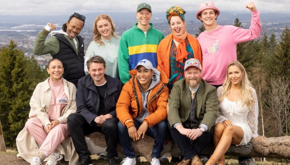 SEERFALL: Årets premiere av «71 grader nord - Norges tøffeste kjendis» har hatt et stort seerfall sammenliknet med forrige sesong. Foto: Morten Bendiksen