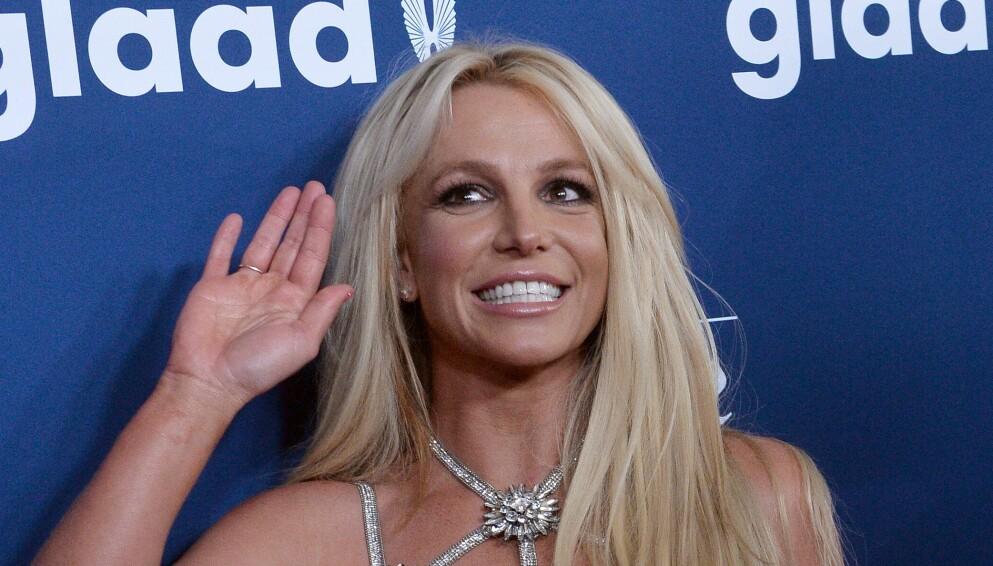 OPPDATERING: I anledning at Britney Spears' to sønner fylte år tidligere denne måneden har hun delt en aldri så liten oppdatering om dem. Foto: Jim Ruymen/UPI/Shutterstock/NTB