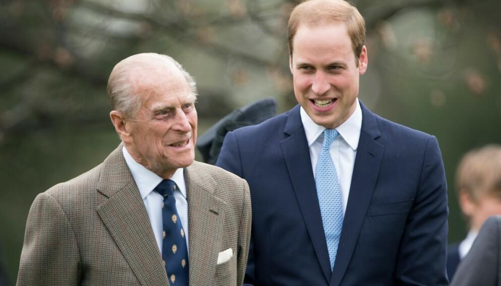 MINNES: Prins Philip minnes for blant annet sine skøyestreker i en ny BBC-dokumentar. Foto: Shutterstock/REX/NTB