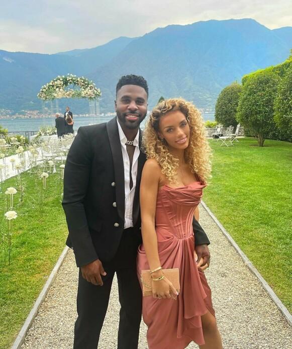 Al matrimonio: Sembra che la coppia sia stata ospite a un matrimonio poco prima della separazione.  Foto: screenshot di Instagram